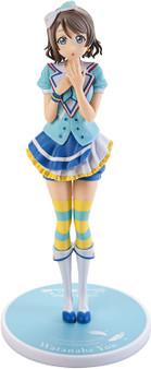 Love Live! Sunshine!! SPM Figure Watanabe You -Aozora Jumping Heart- Sega