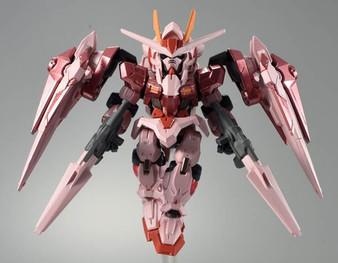 Gundam Mobile Suit Ensemble (2.5) Double-O 00+Raiser Unit Capsule Trading Toy - BANDAI
