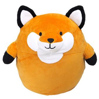 Haguhagu Motchiri - Hughug Cushion FOX Medium Size Plush - Sunlemon
