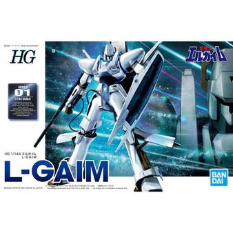 Heavy Metal L-Gaim HG 1/144 L-Gaim Plastic Model Kit