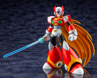 Mega Man X Zero 1/12 Plastic Model Kit