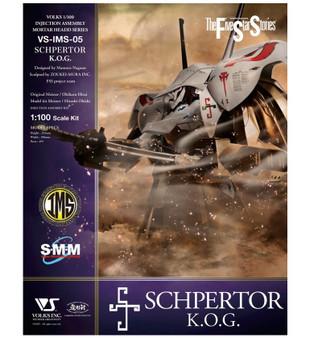 IMS SCHPERTOR K.O.G. 1/100 PLASTIC INJECTION KIT - Volks