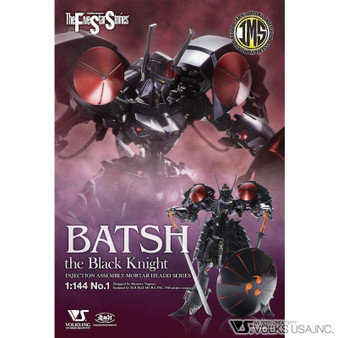 The Five Star Stories IMS BATSH THE BLACK KNIGHT 1/144 PLASTIC INJECTION KIT