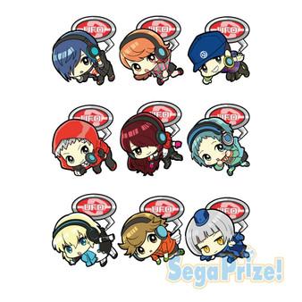 Persona 3 Dancing Moonlight UFO acrylic swinger - SEGA