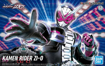 Figure-rise Standard Kamen Rider Zi-O Plastic Model Kit - Kamen Rider Zi-O