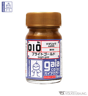 GAIA BASE COLOR 010 BRIGHT GOLD