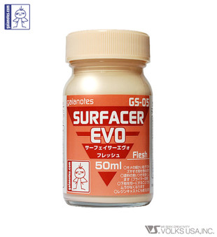 GAIANOTES GS-05 SURFACER EVO FLESH