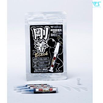 ZM GOCHAKU GLUE BLACK (VISCOUS TYPE, 3 PACK)