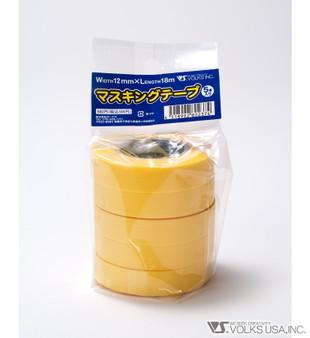 Zoukei-mura ZM MASKING TAPE 12MM X 5 SET
