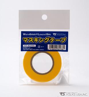 Zoukei-mura ZM MASKING TAPE 6MM - Single Roll