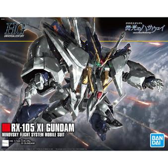 HGUC Hathaway's Flash Xi Gundam plastic model kit