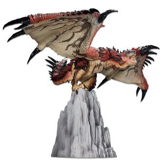 Monster Hunter Rathalos - Ichibansho Figure PVC Statue - BANDAI