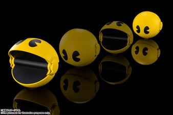 Pac-Man Waka Waka Pac-Man Bandai Spirits Proplica figure