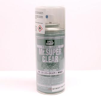 B516 MR.SUPER CLEAR SEMI-GLOSS GSI, Mr. Hobby