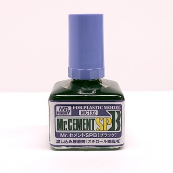 MC132 MR.CEMENT SPB (BLACK) GSI, Mr. Hobby