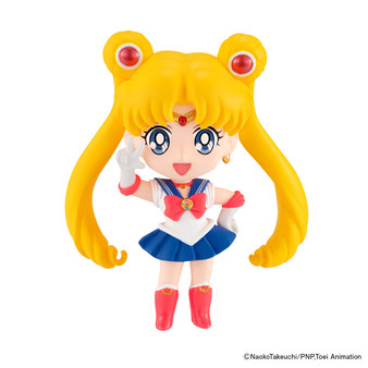 Chibi Masters Pretty Guardian Sailor Moon SAILOR MOON