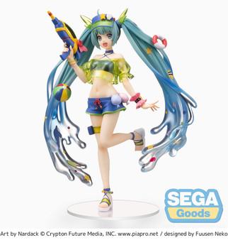 "Hatsune Miku Series SPM Figure ""Hatsune Miku - Splash Parade"""