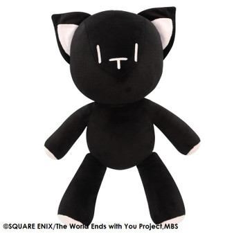 The World Ends with You The Animation Big Plush- Mr. MEW