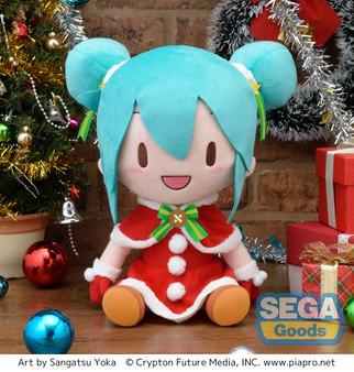 "Hatsune Miku Series SP Fluffy Plush ""Hatsune Miku"" Christmas 2021"