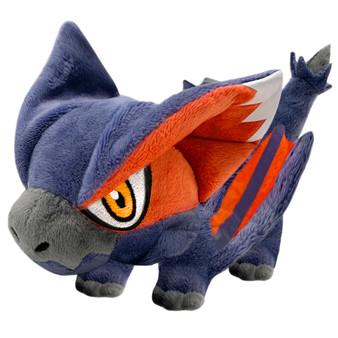 [Repeat Sales]Monster Hunter Chibi-Plush Nargacuga