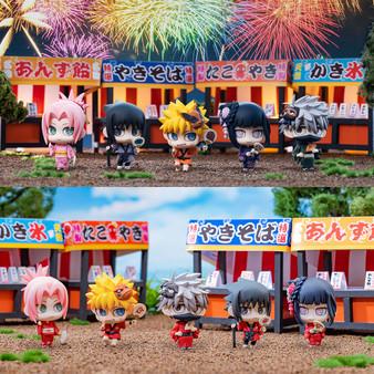 (Singel Random) Petit Chara Land NARUTO 10th Anniversary Ver.