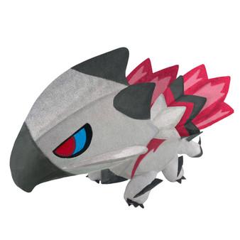 Monster Hunter Chibi-Plush Crimson Glow Valstrax
