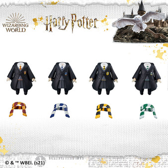 Nendoroid More  Dress Up Hogwarts Uniform - Skirt Style