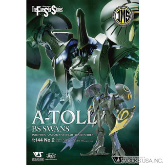 Five Star Stories IMS A-TOLL BS SWANS 1/144 PLASTIC INJECTION MODEL KIT