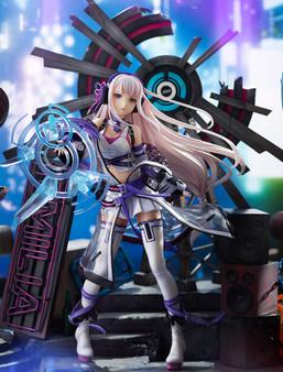 Emilia -Neon City Ver.- 1/7 scale figure