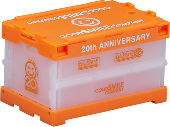 Nendoroid More Anniversary Container (Clear)