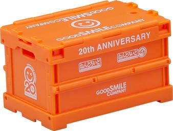 Nendoroid More Anniversary Container (Orange)