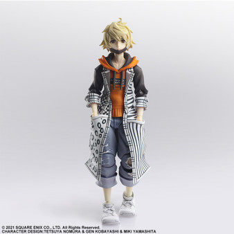 NEO  The World Ends with You™ BRING ARTS™ Action Figure - RINDO