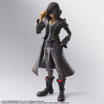 NEO  The World Ends with You™ BRING ARTS™ Action Figure - MINAMIMOTO
