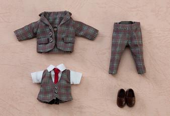Nendoroid Doll  Outfit Set (Suit - Plaid)