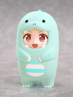 Nendoroid More  Face Parts Case (Blue Dinosaur)
