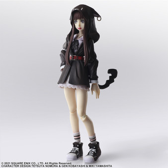 NEO  The World Ends with You™ BRING ARTS™ Action Figure - SHOKA