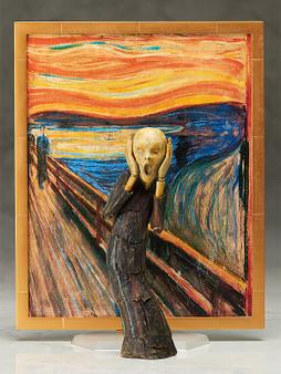 figma The Scream(2nd re-run)