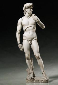 figma Davide di Michelangelo(2nd re-run)