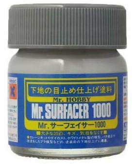 SF284 Mr. Surfacer 1000 Bottle 40ml GSI