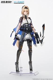 APEX ARCTECH Series -Punishing  Gray Raven- Bianca  Veritas 1/8 Scale Action Figure