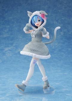 Re Zero Coreful Figure - Rem ~Puck Image ver~ Prize Figure