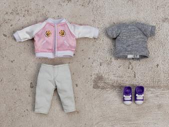 Nendoroid Doll  Outfit Set (Souvenir Jacket - Pink)