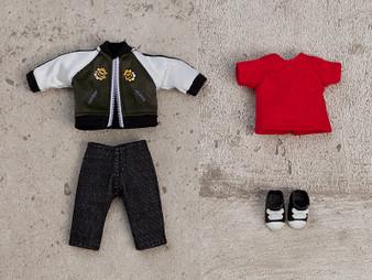 Nendoroid Doll  Outfit Set (Souvenir Jacket - Black)