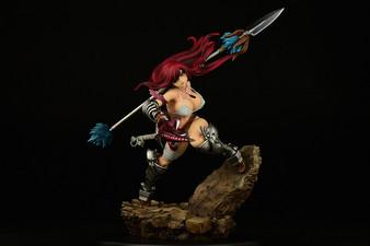 Erza Scarlet the knight ver. refine 2022