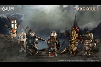 Dark Souls Trading figure Vol.1