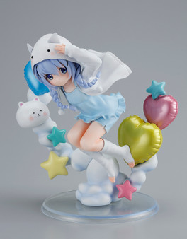 """1/6 scale pre-painted and completed figure """"Is the Order a Rabbit? BLOOM"""" Chino  Tippy Hoodie Ver."""