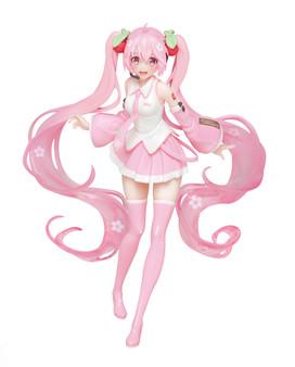 Sakura Miku Figure ~Newly written illustration ver~ Prize Figure
