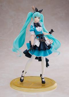 Hatsune Miku Princess AMP Figure ~Alice ver.~ Prize Figure