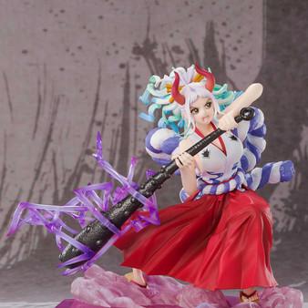 "[Extra Battle] Yamato -Raimei Hakke- ""One Piece"", Bandai Spirits Figuarts Zero"