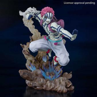 """Akaza Upper Three """"Demon Slayer Kimetsu no Yaiba"""", Bandai Spirits Figuarts Zero"""